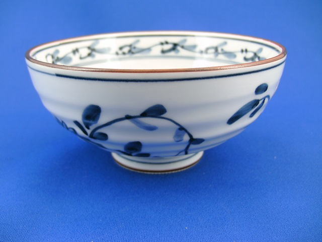 Arita-yaki blue 12cm(4.72in) diameter
