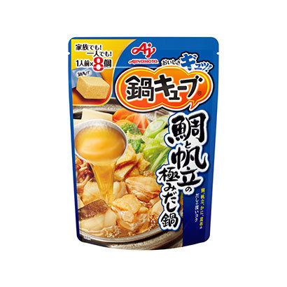Ajinomoto Nabe sea bream & scallops flavor 8 servings