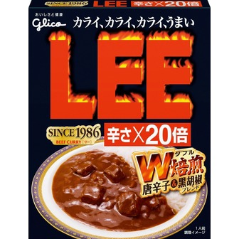 Glico LEE 1serving 200g(7.05oz)