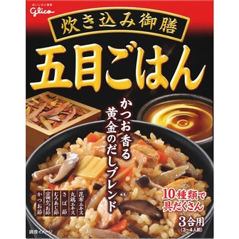 Glico gomoku kamameshi - Click Image to Close