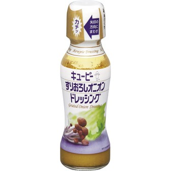 Kewpie grated onion dressing 150ml(5.07fl oz)