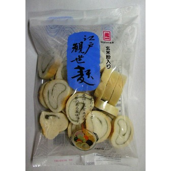 Hitachiya Fu(dried wheat gulten) 40g(1.41oz)