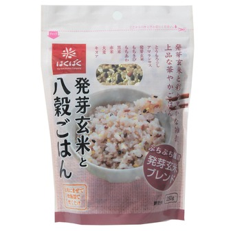 Hakubaku brown rice & 8 kinds of grain 250g(8.81oz)