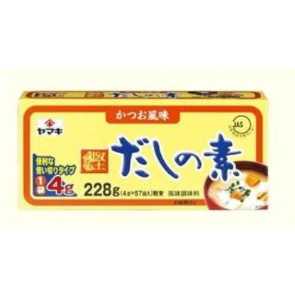 Yamaki dashi 4g x 54packs