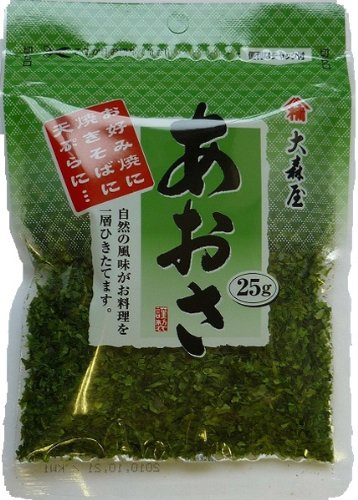 Ohmoriya aosa 25g(0.88oz) - Click Image to Close