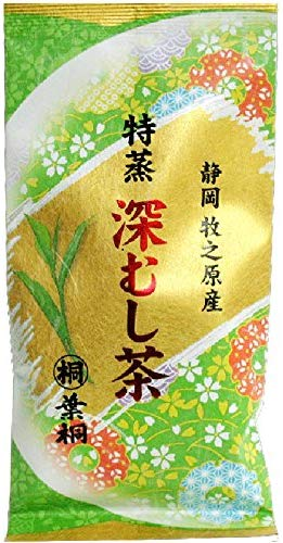 Hagiri deep-steemed green tea 120g