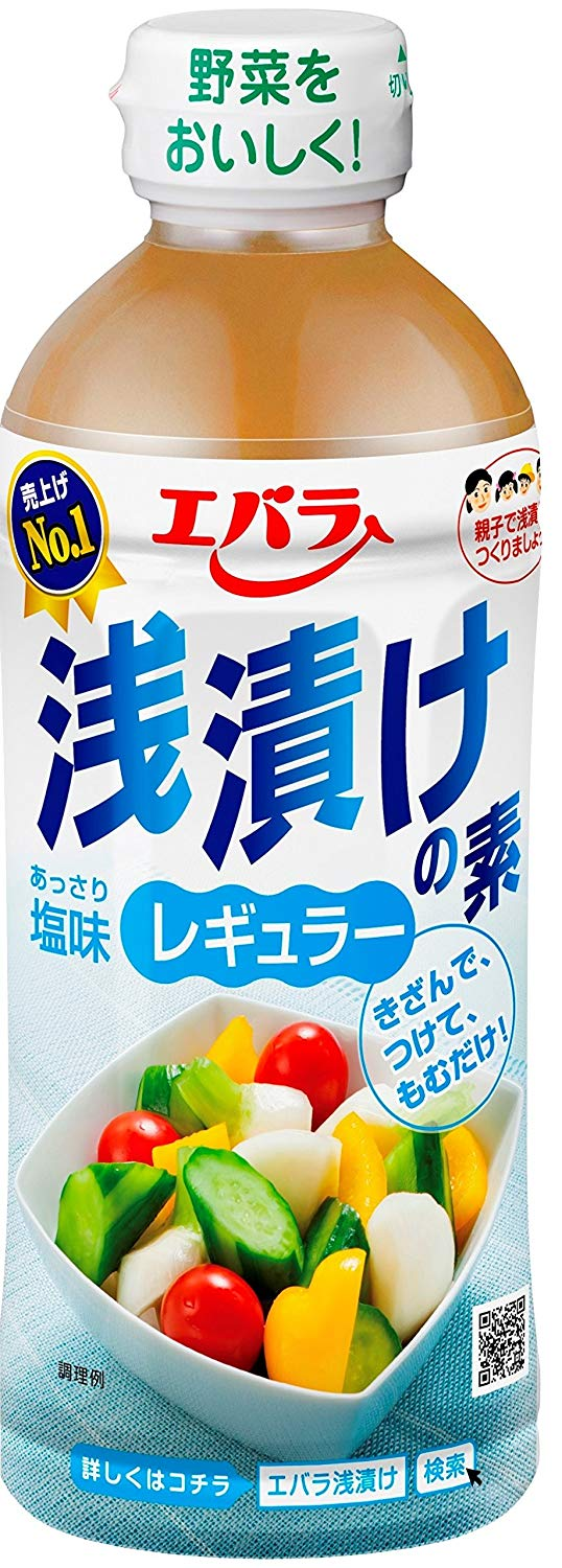 Ebara seasoning for japanese pickles 500ml(16.90floz)
