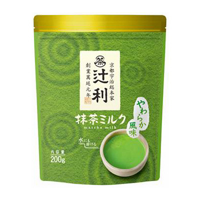 Matcha(green tea powder) milk 200g(7.05oz)