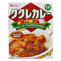 House kukure curry medium-hot 1serving(200g)