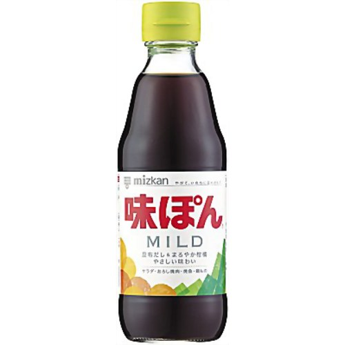Mizkan ajipon mild 360ml(12.17fl oz)